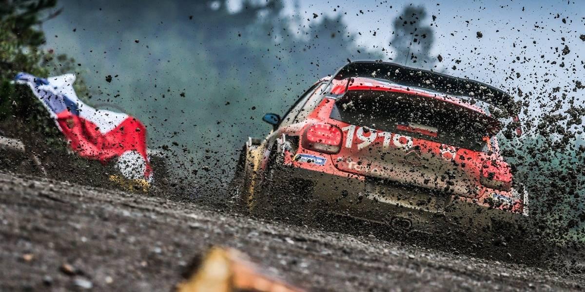 El multicampeón Sebastién Ogier quiere sumar a Chile en su colección de victorias del WRC