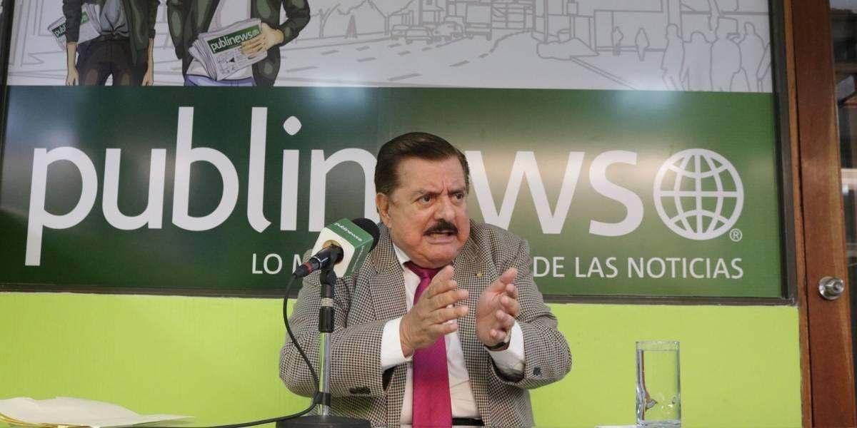 El 10 del candidato: Danilo Roca, de Avanza