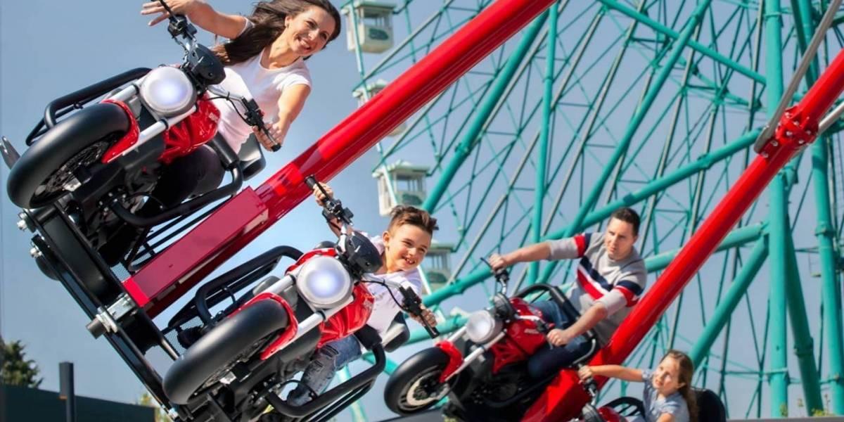 Ducati World, el parque de entretenciones para los amantes de las motos