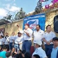 Erick Allen, FCN-Nación San Pedro Ayampuc