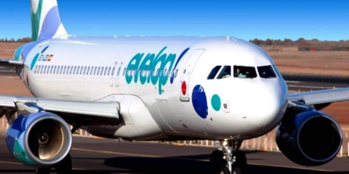 Evelop inaugura vuelo entre Pta. Cana y Madrid
