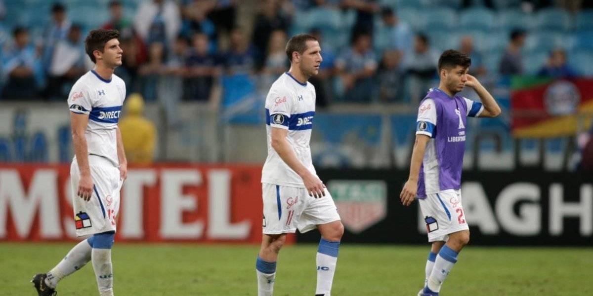 La decadencia de la UC en Copa Libertadores que Cruzados no ha logrado frenar