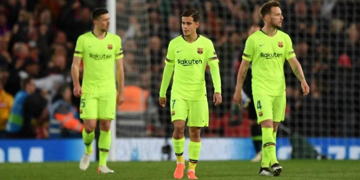 """Barcelona está en el suelo tras su fracaso en la Champions: se viene una poda masiva con """"tres vacas sagradas"""" incluidas"""