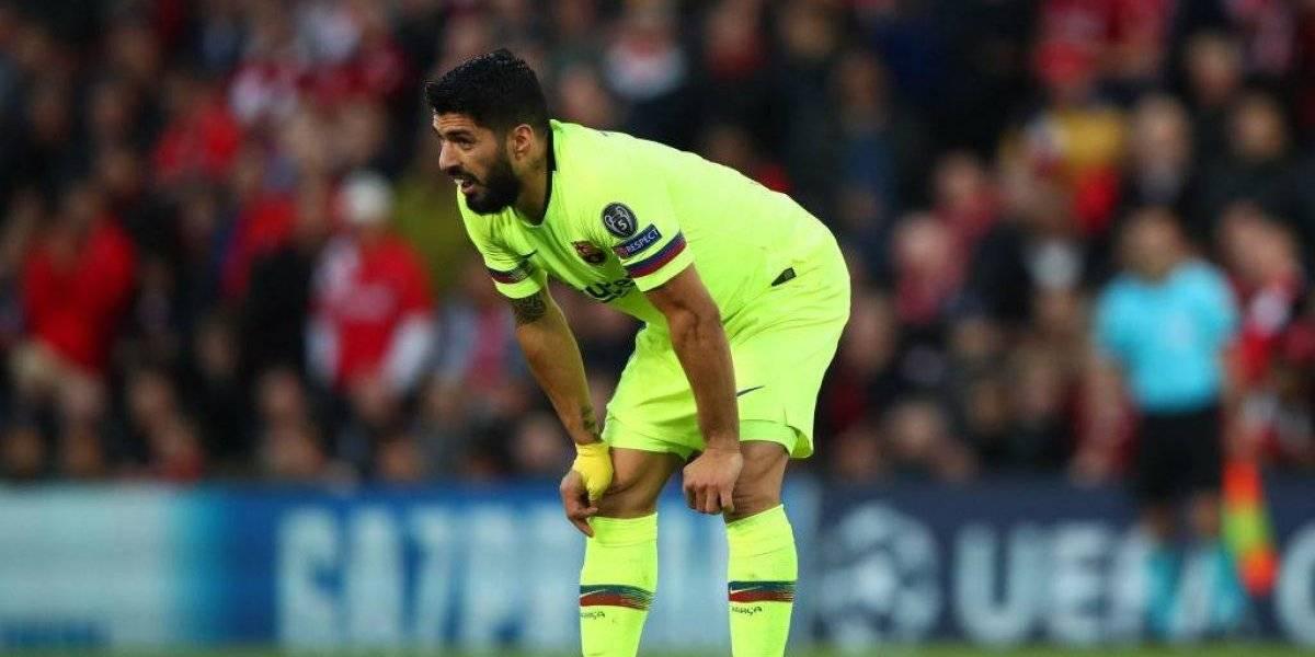 Luis Suárez debe entrar al quirófano y pone en riesgo su participación en Copa América
