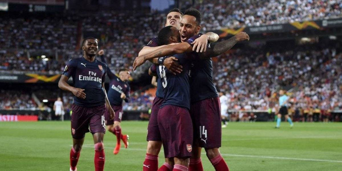 Arsenal y Chelsea confirman el dominio inglés al alcanzar la final de la Europa League
