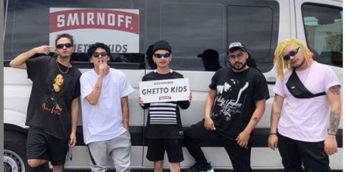 Ghetto Kids, con energía y en su mejor momento