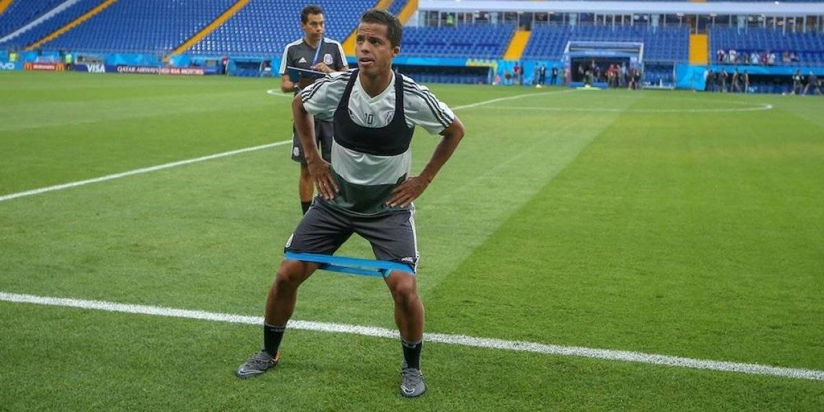 Giovani dos Santos no quiere regresar a México, busca ir a Qatar