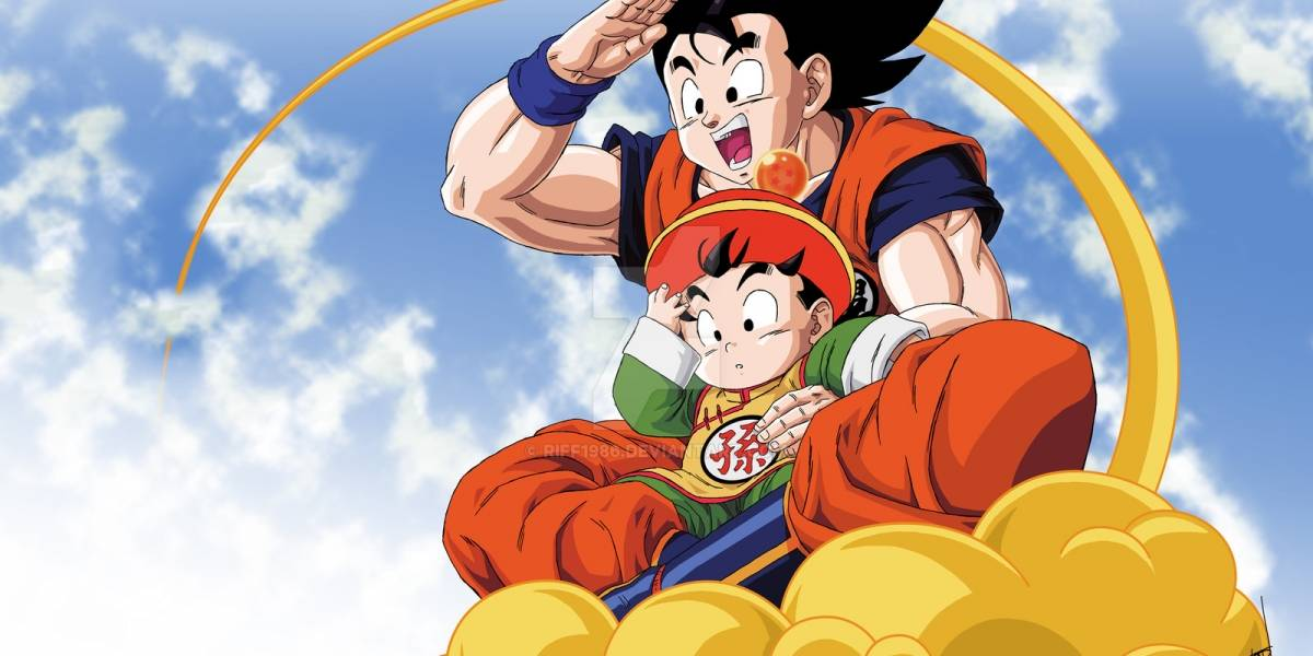 Creador de Dragon Ball explica porque Goku es mal padre