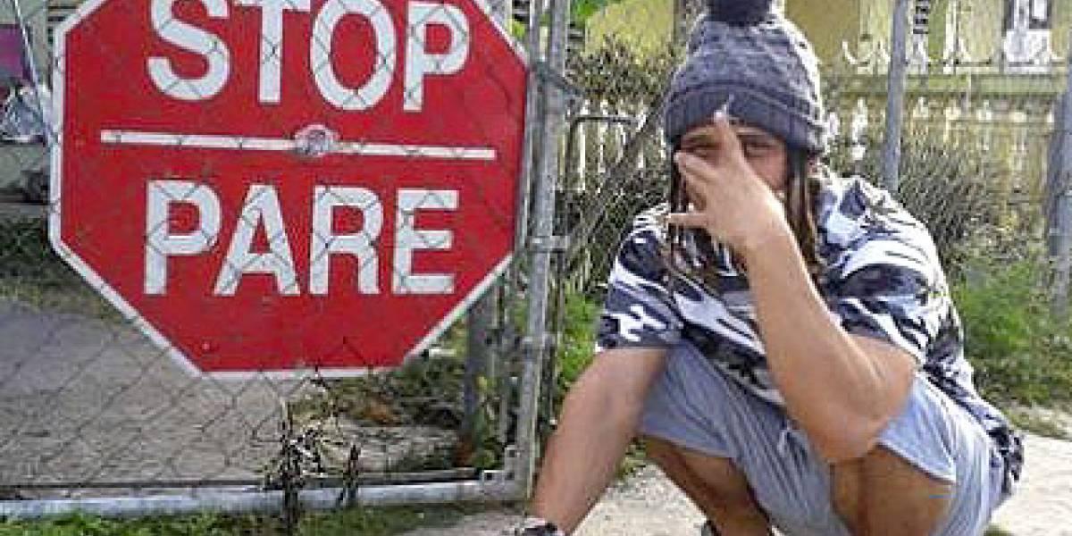 "Artista urbano GreenEye promueve tema ""Ye-Yo"""