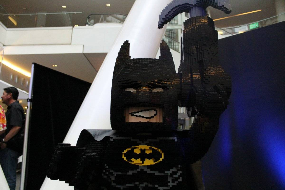 La versión Lego de Batman no podía faltar Axel Amézquita