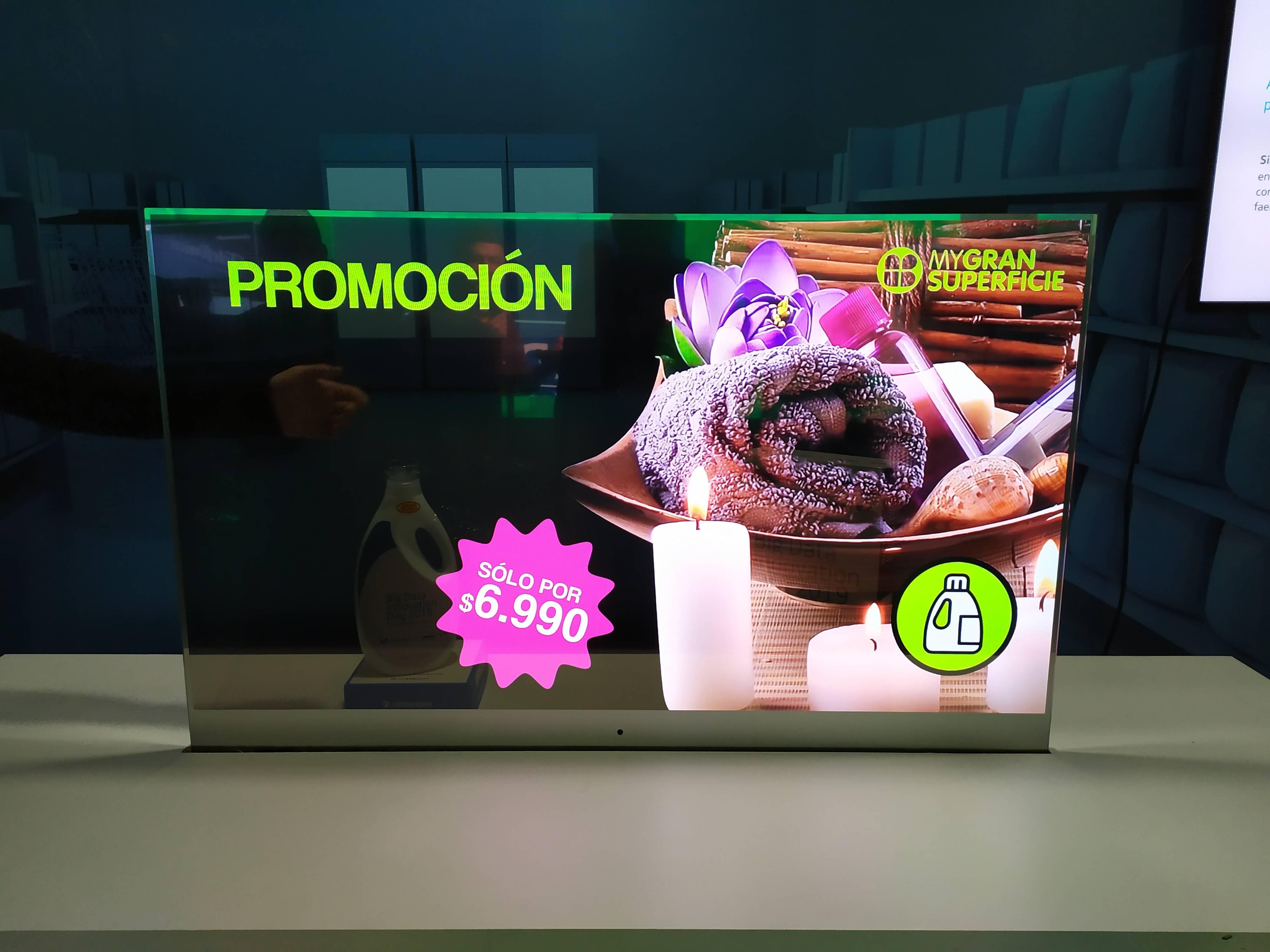 LG Presentó En Chile Su Nuevo Televisor OLED Completamente