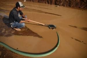 Limpieza libramiento de Chimaltenango