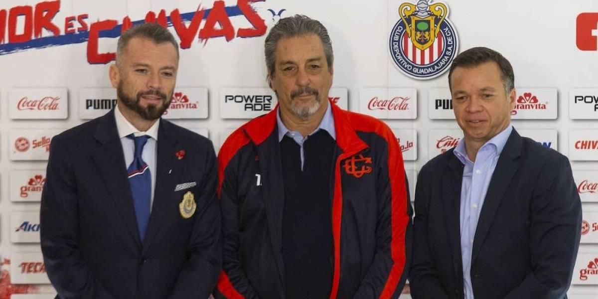 Directiva considera a Boy el técnico ideal para Chivas
