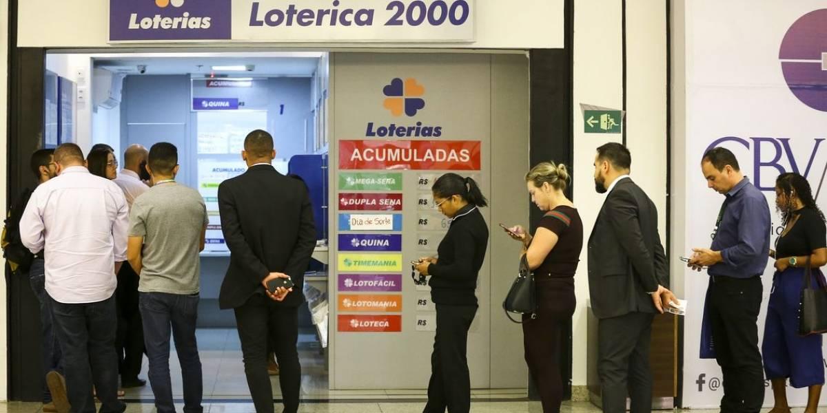 Mega-Sena: brasileiro já gastou R$ 1,38 bilhão em apostas desde a última sena sorteada