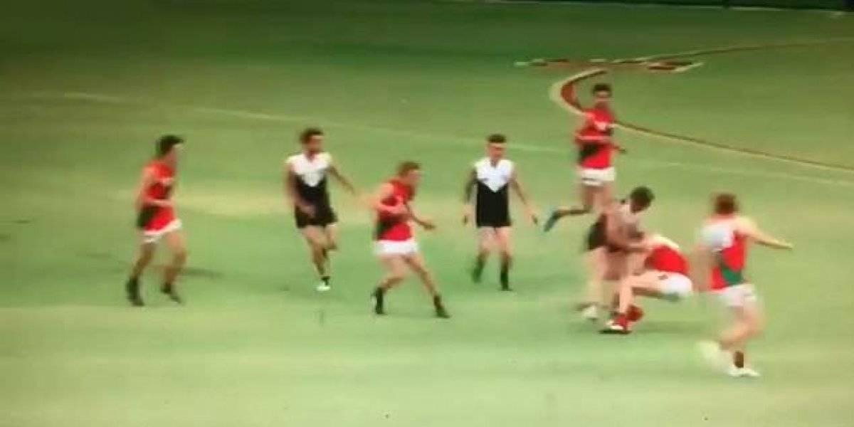 VIDEO: La terrible lesión que podría acabar con la carrera de un jugador