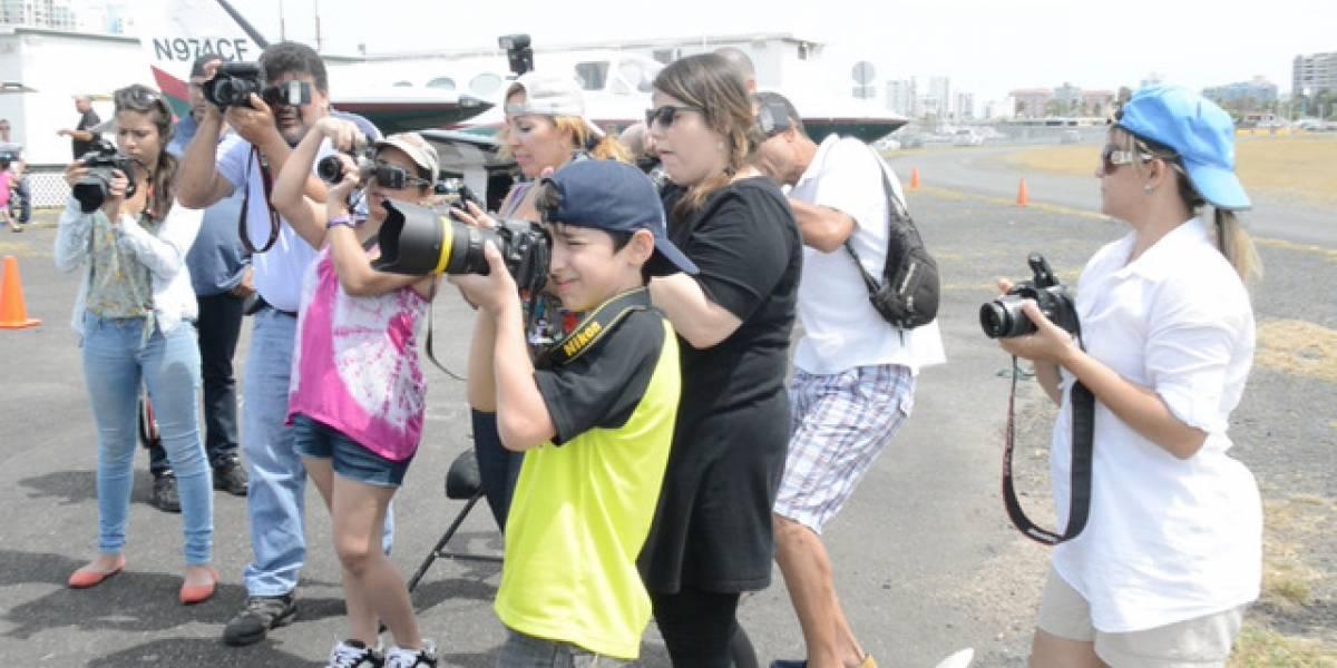 Creatividad a través del lente para niños y jóvenes este verano