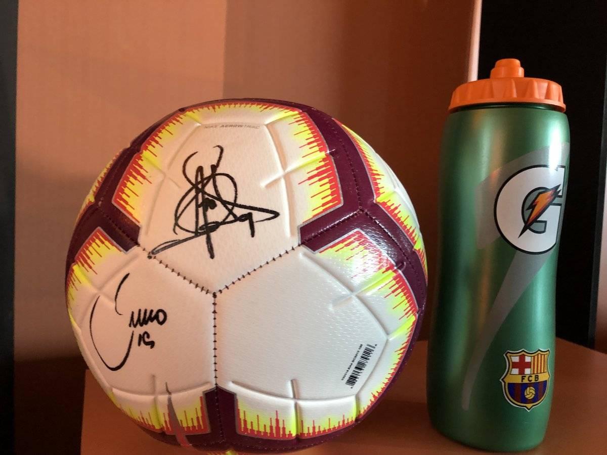 Oscar Coronado | Pachones conmemorativos de la liga española
