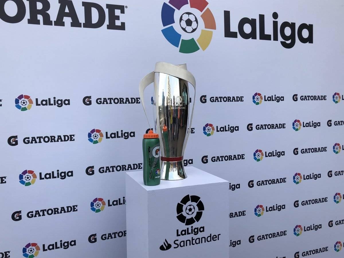 Oscar Coronado | Este es el nuevo trofeo para la liga española 2019-2020