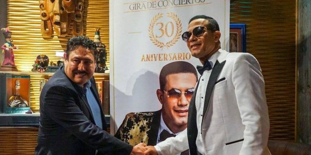 Bachatero Raulín Rodríguez celebrará sus 30 años en la música
