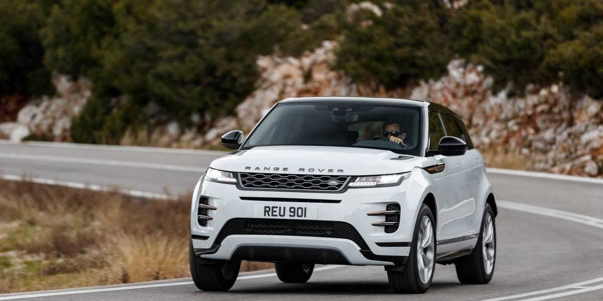 Evoque, el sensual SUV de look cupé de Land Rover, estrena su segunda generación