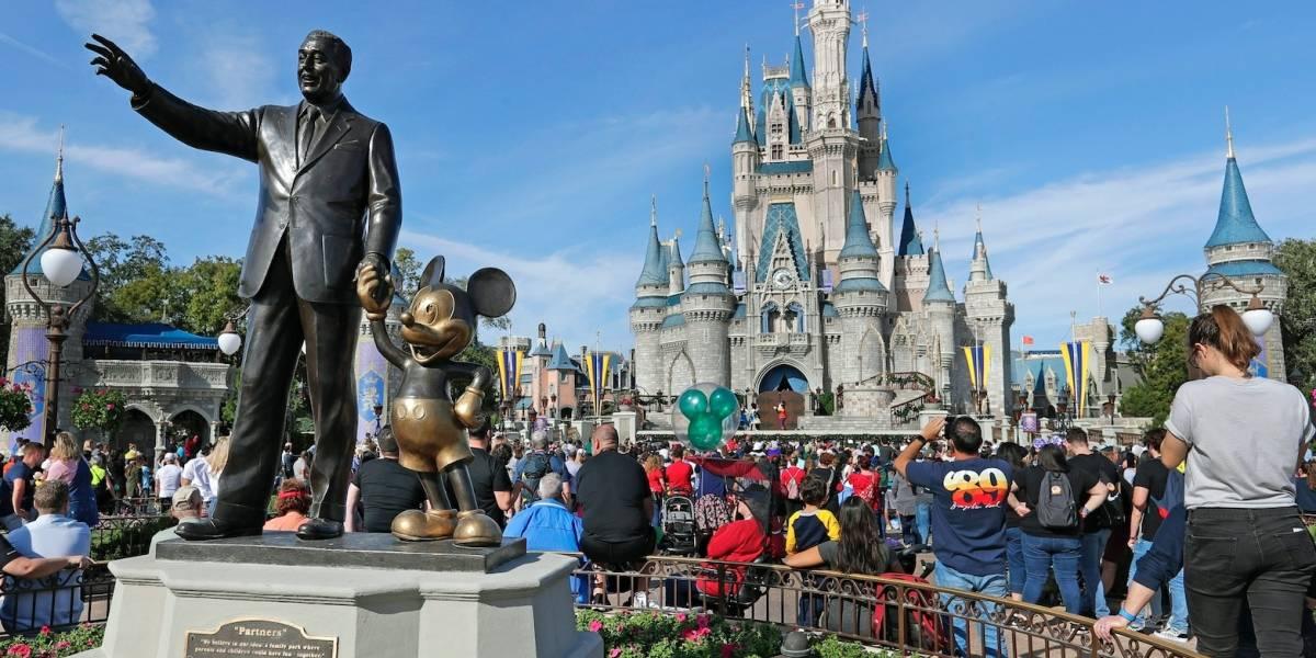 Orlando es destino #1 en EE.UU.