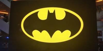 El icónico símbolo de Batman