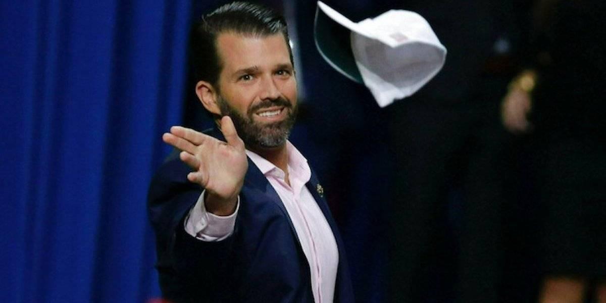 Llaman a declarar al hijo de Donald Trump ante panel del Congreso