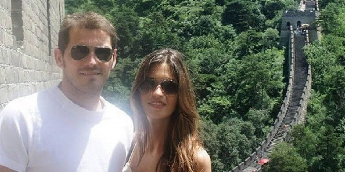 Iker está muy bien, tranquilo en casa y muy relajado: Sara Carbonero