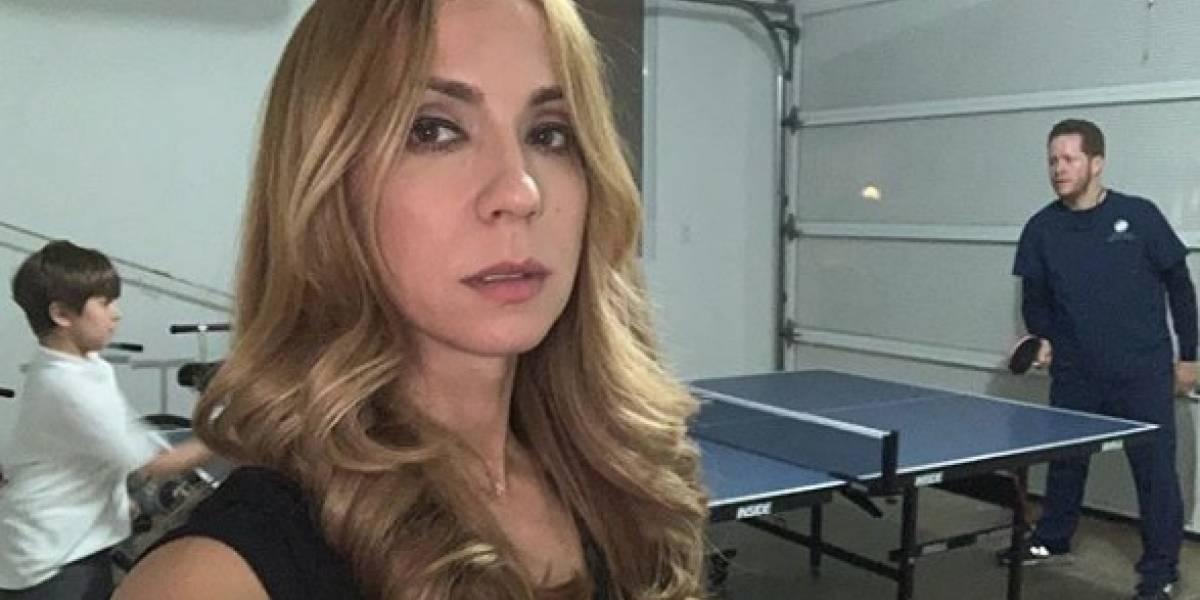 Alexandra Fuentes responde a insulto de seguidora en las redes sociales
