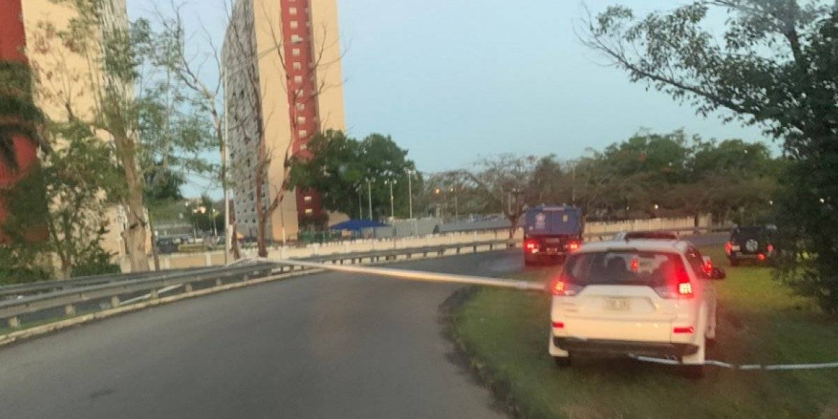Reabren la salida PR-18 hacia avenida Piñero
