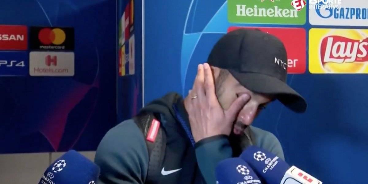 VIDEO: Lucas Moura llora al escuchar la narración de su último gol
