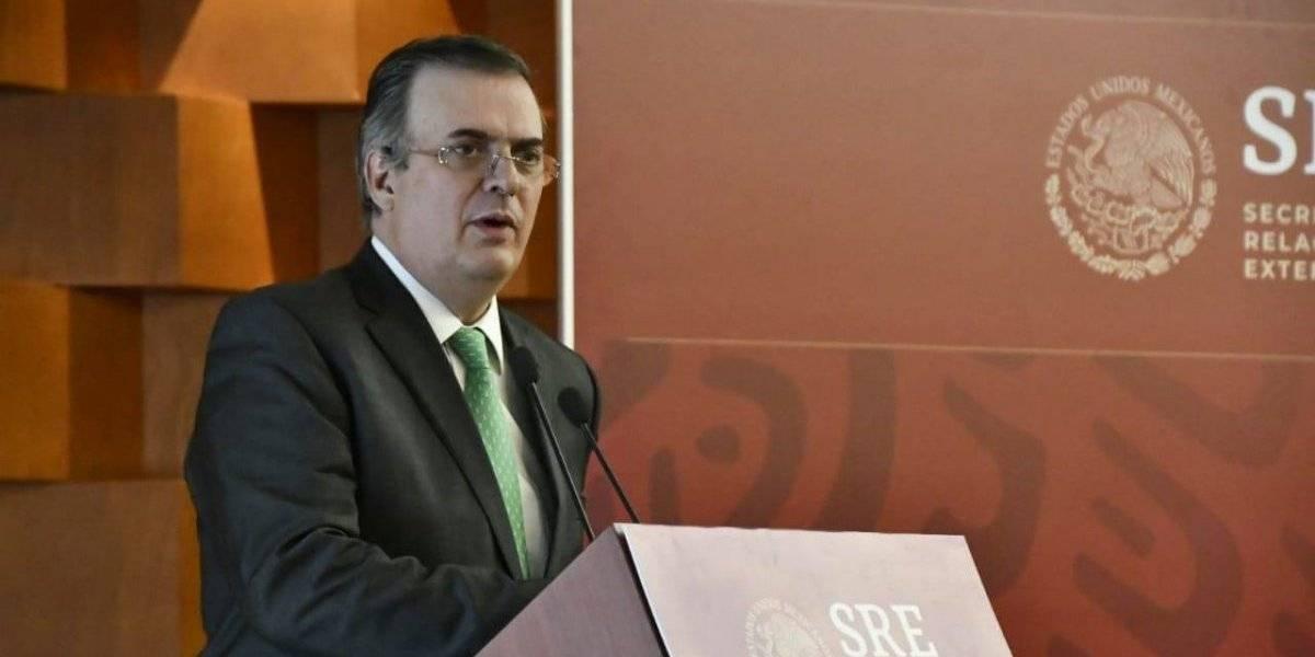 México impulsa la diplomacia del conocimiento: Ebrard