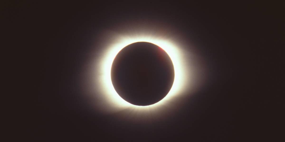 Gobierno creó sitio especial para el Eclipse de Sol