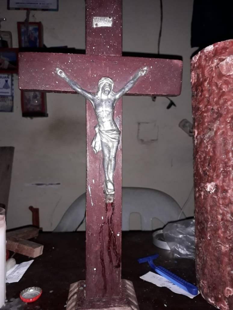 Cristo en Antioquia