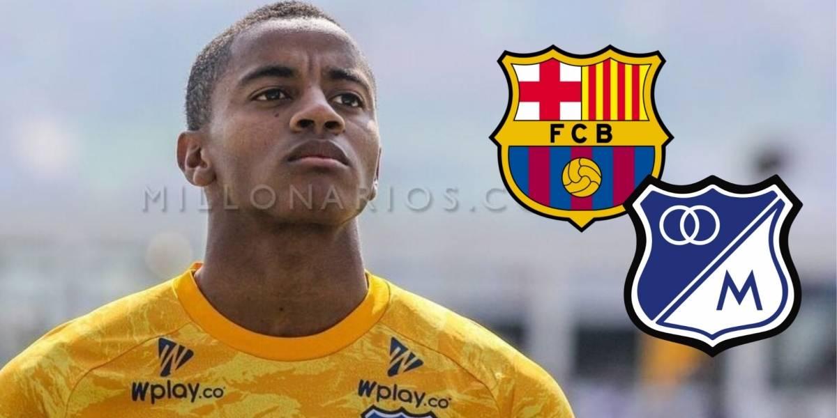Diario AS: Barcelona se interesa en Wuilker Faríñez, como recambio de Cillessen