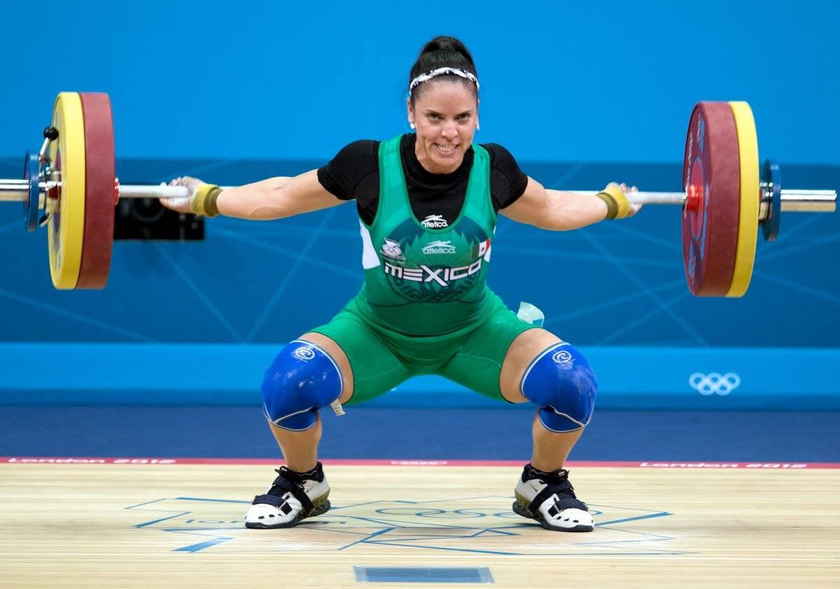 Acosta es la tercera halterista mexicana que ha conseguido una medalla olímpica Mexsport