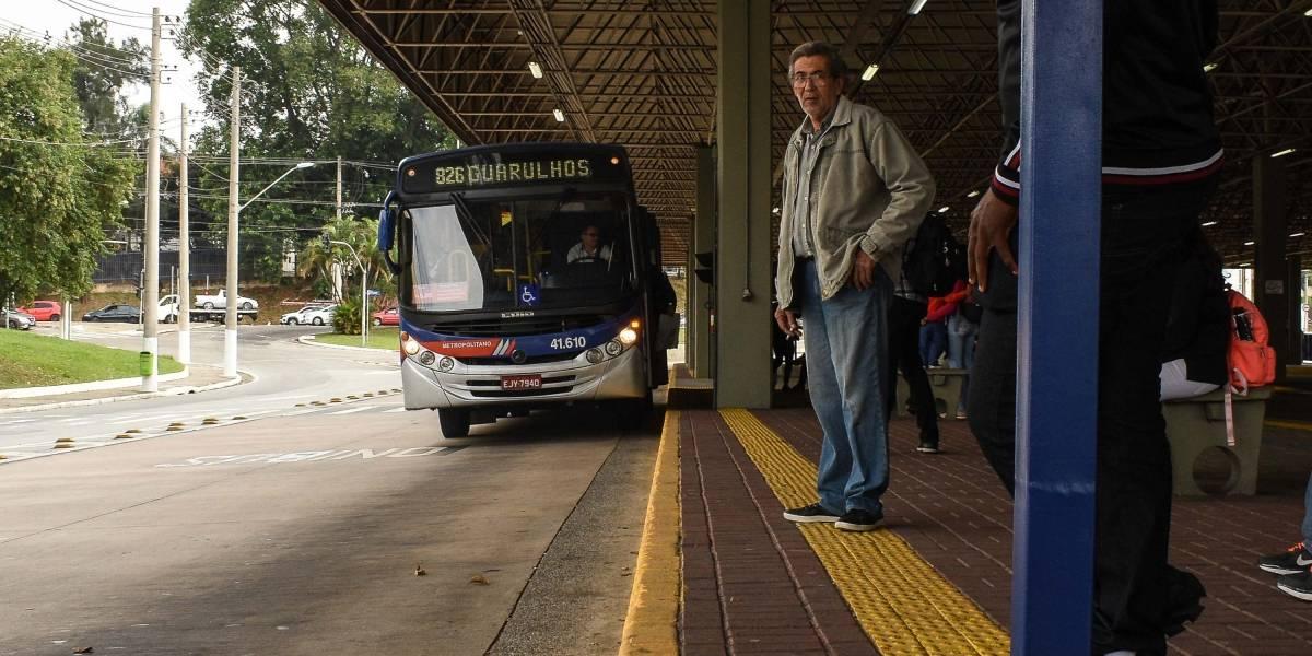 EMTU confirma fim da paralisação de ônibus em Guarulhos