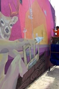 murales en Guánica