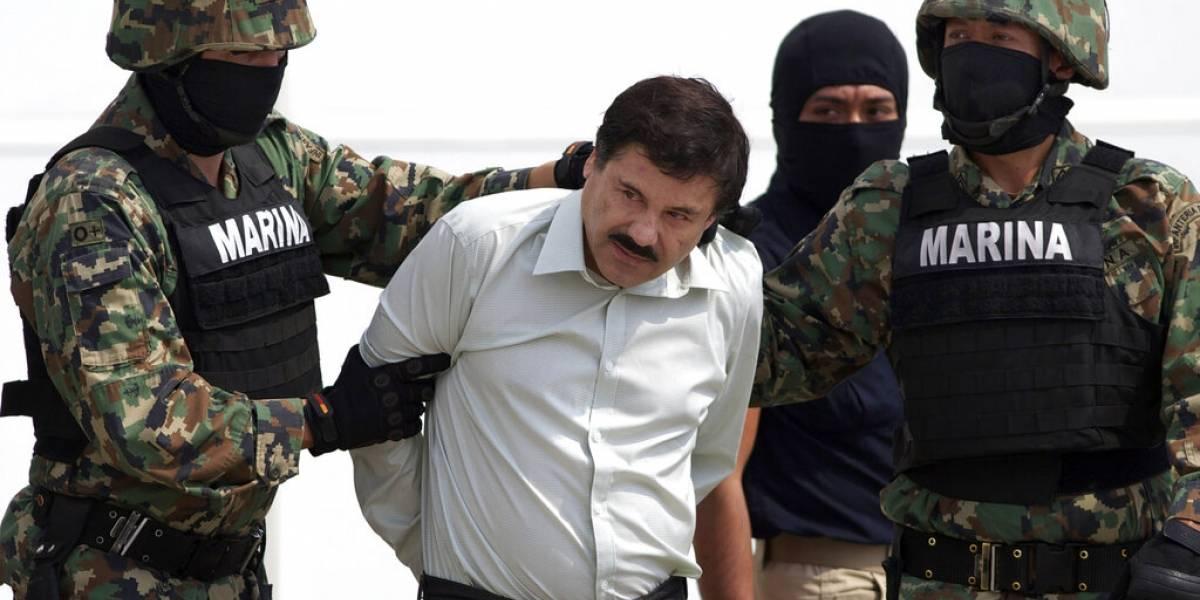 """""""El Chapo"""" pide tapones para los oídos para calmar dolor"""
