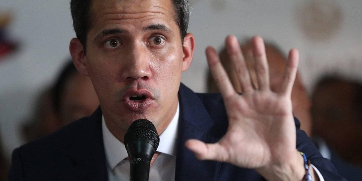 """Guaidó dice que una """"cooperación"""" militar extranjera no sería """"intervención"""""""
