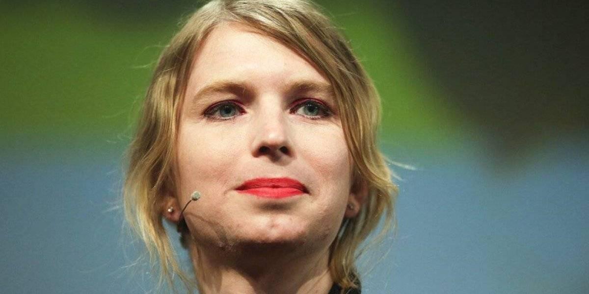 Chelsea Manning sale de la cárcel