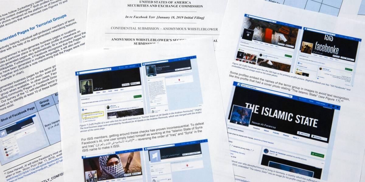 ¿Qué le impide a Facebook limpiar su contenido?