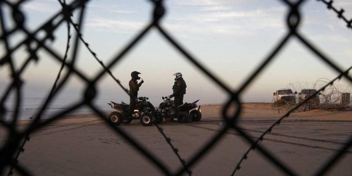 Funcionarios de EU visitarán hoy la frontera con México