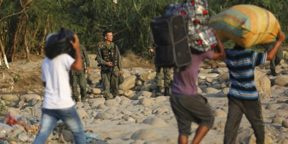 Venezuela reabre sus fronteras con Brasil y Aruba