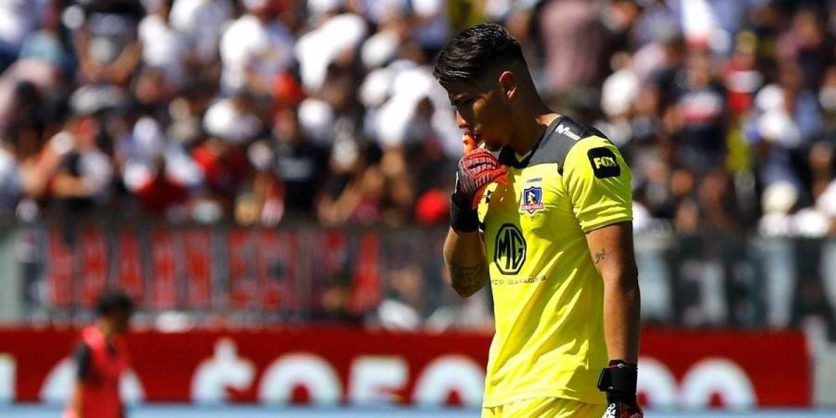 """Cortés y el momento de Colo Colo: """"Seguimos convencidos de seguir jugando de la misma manera, no lo vamos a cambiar"""""""