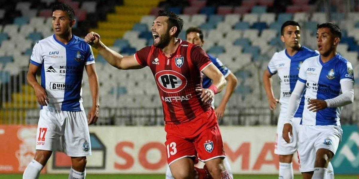 Pepe Rojas se viste de goleador en Huachipato y agudiza aún más la mala racha de Antofagasta