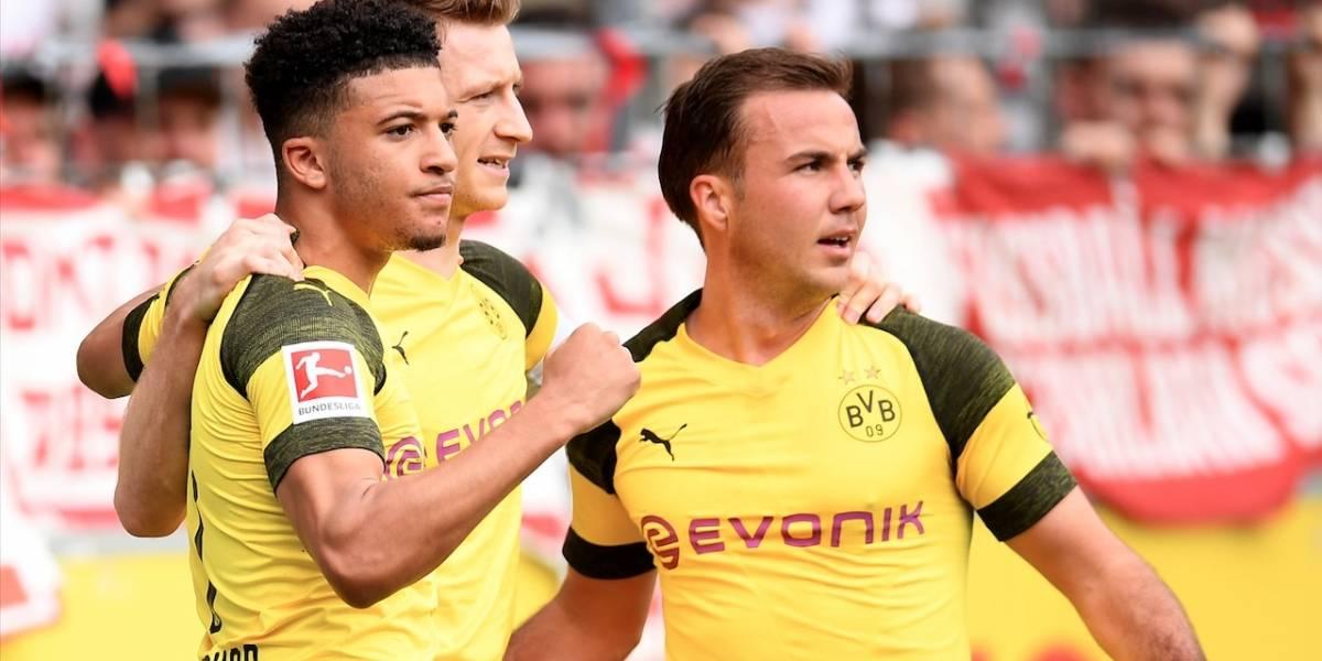 El Dortmund está obligado a vencer al Düsseldorf y a aguardar por un tropiezo del Bayern