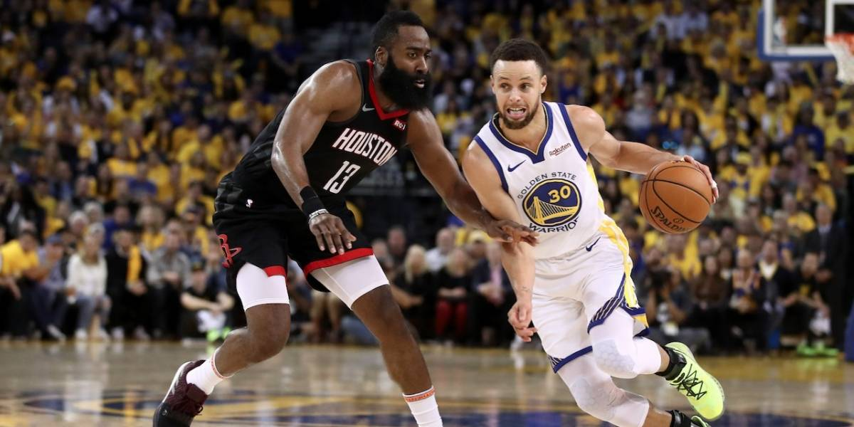 Rockets vs. Warriors: ¡Quinto round de esta intensa serie en los playoffs de la NBA!