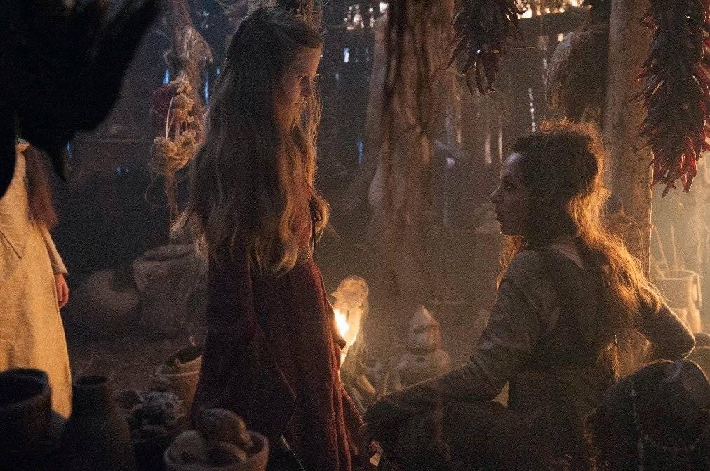 Cersei y Maggy la Bruja