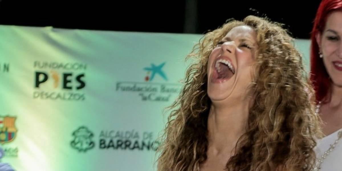 Las fotos inéditas que publicó Shakira en medio de los rumores de embarazo